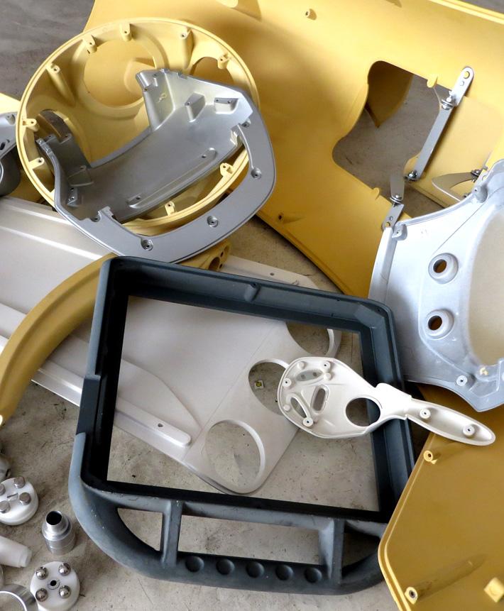 I nostri sevizi: Engineering - Ottimizzazione di prodotti esistenti e semplificazione dei processi produttivi.